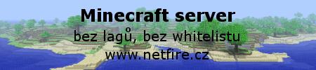 Minecraft server zdarma